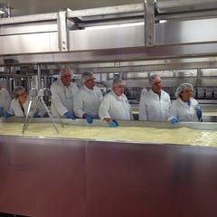Photo taken at Grafton Village Cheesemaking Plant by Jerry on 10/11/2012