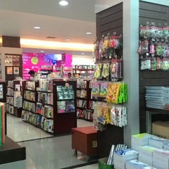 Photo taken at Gramedia by Elsa L. on 1/3/2015