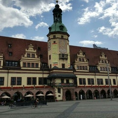 Photo taken at Altes Rathaus by Tibbo D. on 7/29/2015