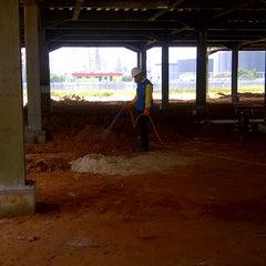 Photo taken at Kilang Pertamina Dumai by Martin H Siswanto Manalu C. on 5/23/2013
