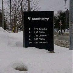 Photo taken at BlackBerry 3 by Niki D. on 3/4/2013