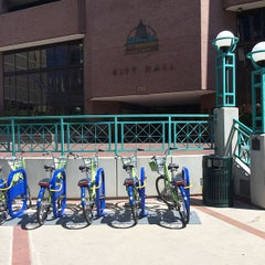 Photo taken at Boise City Hall by Jim L. on 4/29/2015