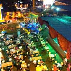 Photo taken at Beirut Luna Park by Elyse C. on 8/4/2013