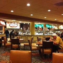Photo taken at Texas Station Feast Buffet by John B. on 12/5/2012
