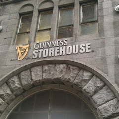 Photo taken at Guinness Storehouse by Rafael A. on 3/4/2013