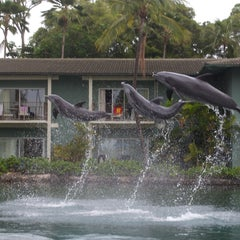 Photo taken at The Kahala Hotel & Resort by Irene L. on 12/28/2012