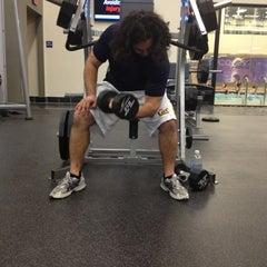 Photo taken at LA Fitness by Jimmy S. on 3/22/2013