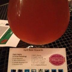 Photo taken at Lexington Beerworks by Pat J. on 4/26/2013