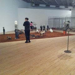 Photo taken at Contemporary Arts Museum Houston by Aleksandr Z. on 10/12/2012