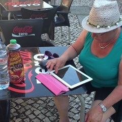Photo taken at Lisboa Camping by Ruud V. on 6/2/2013