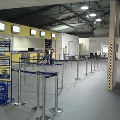 """Photo taken at Aeroporto di Parma """"Giuseppe Verdi"""" (PMF) by Giacomo S. on 7/30/2013"""