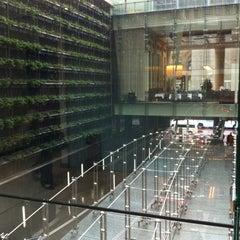 Photo taken at Hilton Sydney by Sanjay on 2/23/2013
