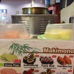Photo taken at Marinepolis Sushi Land by Jason C. on 2/28/2014