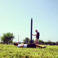 Photo taken at Fort Sill by Ivan P. on 6/22/2013