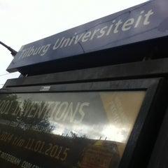 Photo taken at Tilburg University Library by Alletta on 8/31/2014