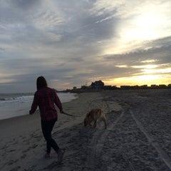 Photo taken at East Matunuck State Beach by Ryan M. on 9/22/2015