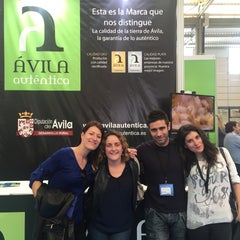 Photo taken at Feria de Valladolid by Chelo M. on 5/5/2015