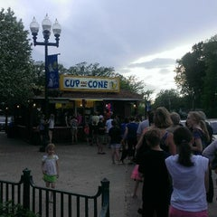 Photo taken at Cup and Cone by Julie M. on 5/26/2014