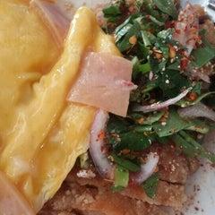 Photo taken at โรงอาหารคณะบริหารธุรกิจ (ACC-BA Cafeteria) by Chutipong T. on 11/13/2015