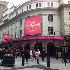 Photo taken at Piccadilly Theatre by Jamee H. on 9/14/2013