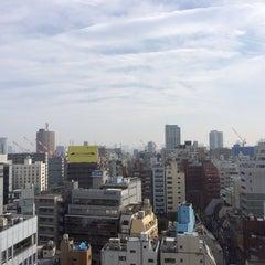 Photo taken at ヤマハミュージックアベニュー新宿クラッセ by Ichiro S. on 11/3/2013