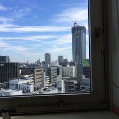 Photo taken at ヤマハミュージックアベニュー新宿クラッセ by Ichiro S. on 9/21/2014