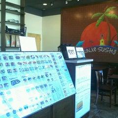 Photo taken at Ninja Sushi by Rachel T. on 9/17/2012