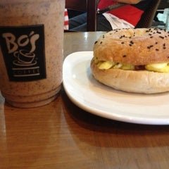 Photo taken at Bo's Coffee Club by Cyrus L. on 12/5/2012