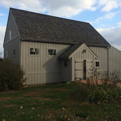 Photo taken at John Dickinson Plantation by Brent Z. on 11/14/2014