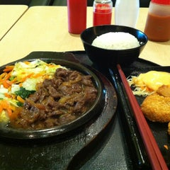Photo taken at Gokana Ramen & Teppan by irenne c. on 10/20/2012