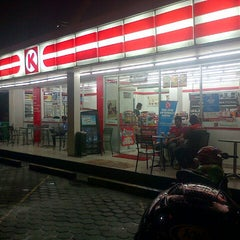 Photo taken at Circle K by Yogi S. on 1/12/2014