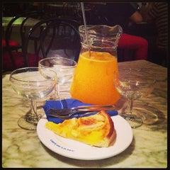 Photo taken at Café de la Seu by Félix D. on 6/28/2013