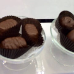 Photo taken at See's Candies by Dress for the Date on 2/3/2014