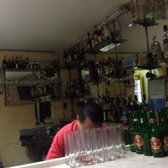 Photo taken at Bar Capri by Viridiana G. on 11/13/2015