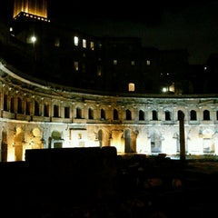 Photo taken at Mercati di Traiano by なる さ. on 12/27/2012