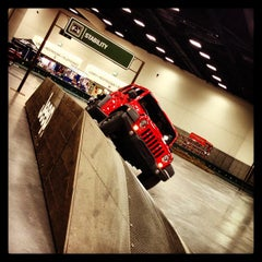 Photo taken at San Diego International Auto Show by San Diego A. on 12/29/2012