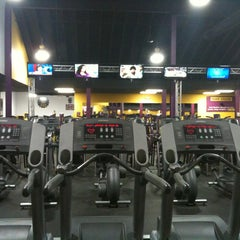 Photo taken at Planet Fitness by Mike H. on 1/20/2013