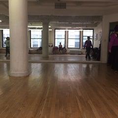 Photo taken at Dance Manhattan by Tatiana J. on 1/20/2014