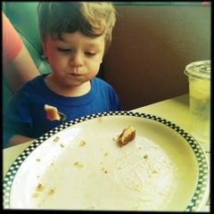Photo taken at Plato's Diner by Thomas V. on 7/28/2013