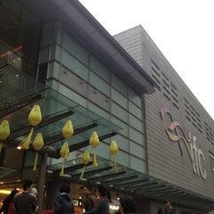 Photo taken at IFC Mall 國際金融中心商場 by Mark T. on 2/8/2013