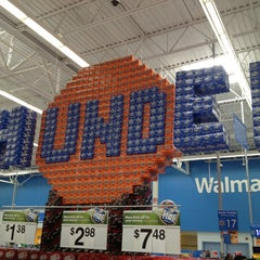 Photo taken at Walmart Supercenter by Dustin A. on 2/2/2013
