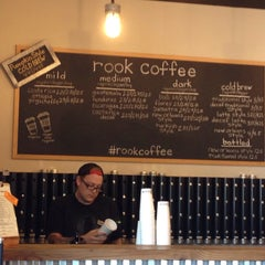 Photo taken at Rook Coffee by Cynthia D. on 9/8/2015