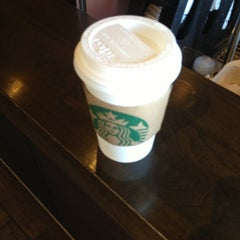 Photo taken at Starbucks by Brian T. on 2/16/2013