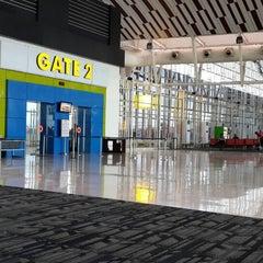 Photo taken at Gate 2 by yudi p. on 4/11/2014