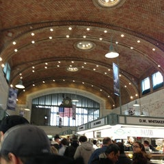 Photo taken at West Side Market by Mac A. on 3/2/2013