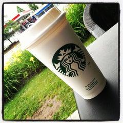 Photo taken at Starbucks by Bill on 6/27/2013
