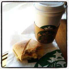 Photo taken at Starbucks by Bill on 10/20/2013