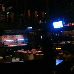 Photo taken at Lemp Brewpub & Kitchen by Deepak G. on 11/1/2012