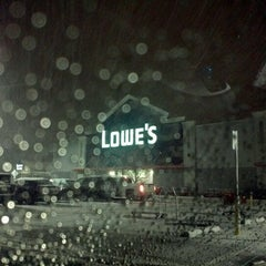 Photo taken at Lowe's Home Improvement by Joel A. on 11/8/2012