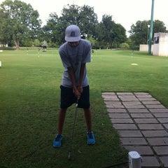 Photo taken at Alamo Golf Club by Morgan H. on 7/16/2013
